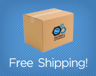 Free Shipping on All Cooling Tower World Parts